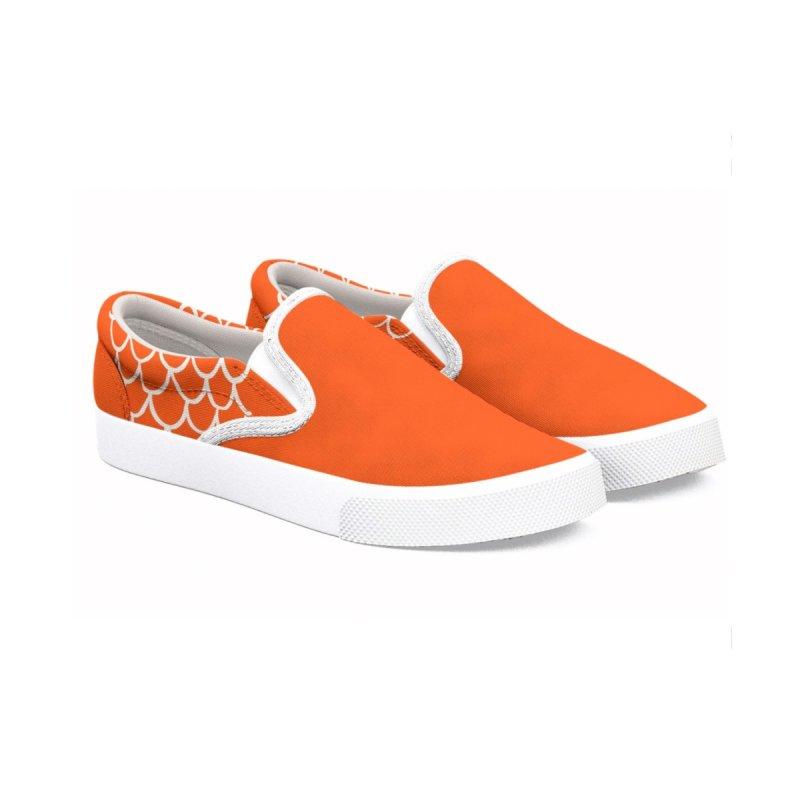 Strap 1s, orange by Boy Vs Dragon
