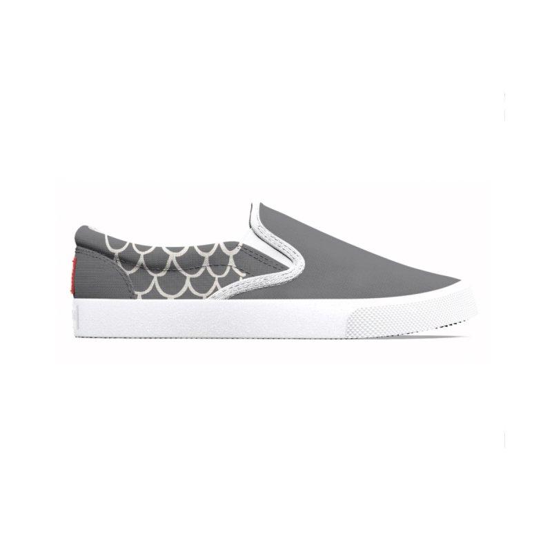 Strap 1s, grey by Boy Vs Dragon