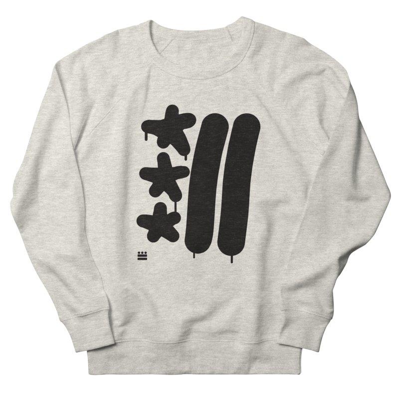 DC Black Sweatshirts and Hoodies Men's Sweatshirt by Boy Vs Dragon