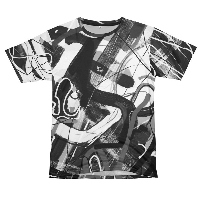 MC 360 Men's T-Shirt Cut & Sew by Boy Vs Dragon