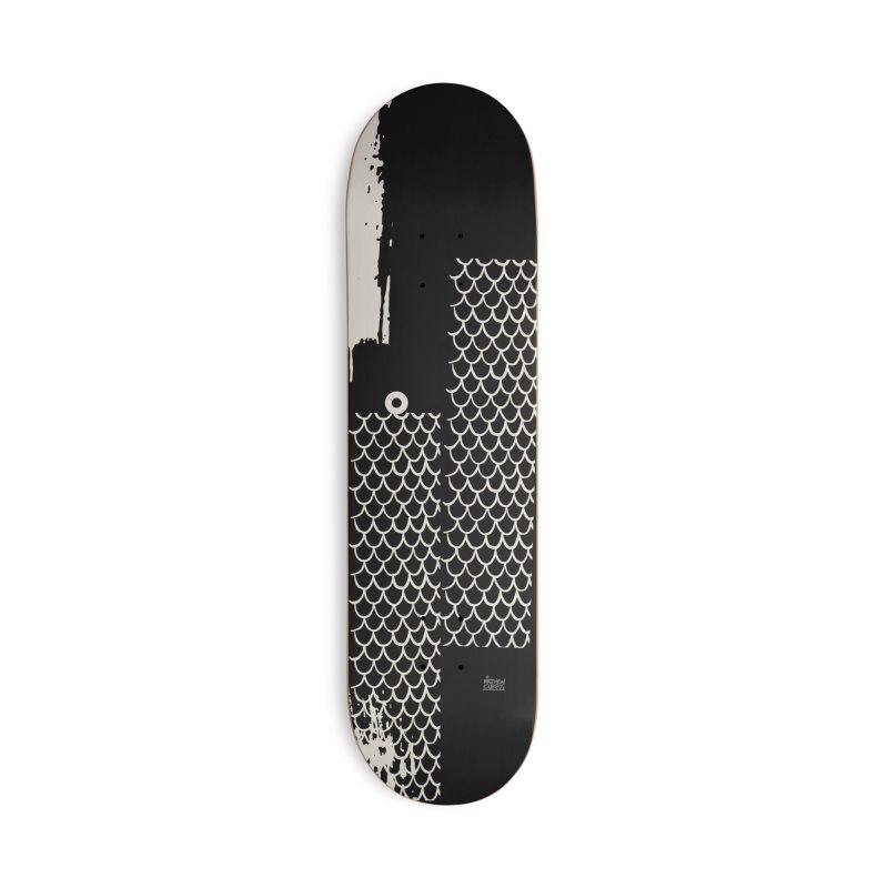 MC 2 Accessories Skateboard by Boy Vs Dragon