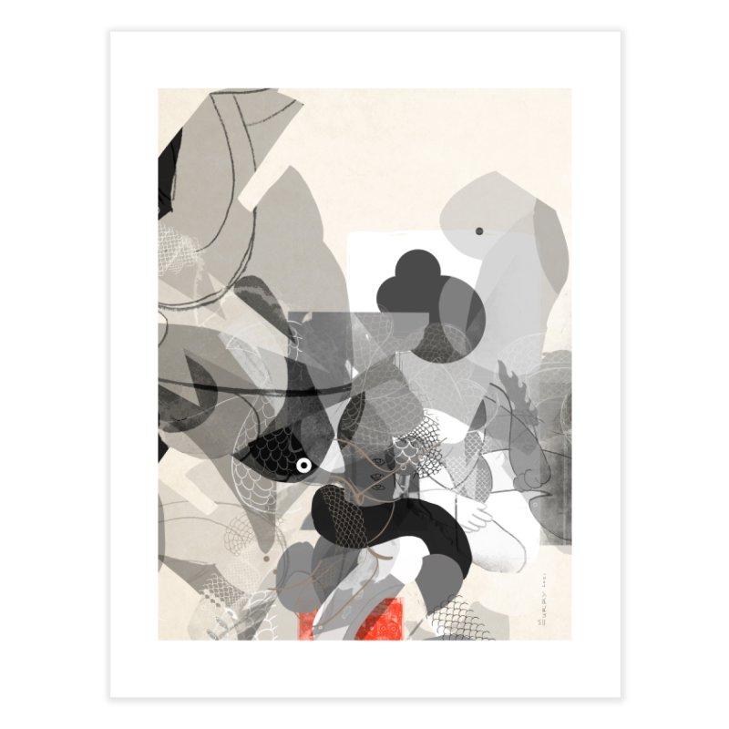 Metamorphosis III Home Fine Art Print by Boy Vs Dragon