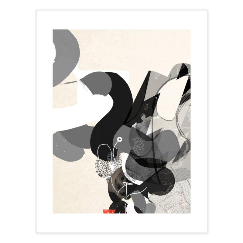 Metamorphosis I Home Fine Art Print by Boy Vs Dragon