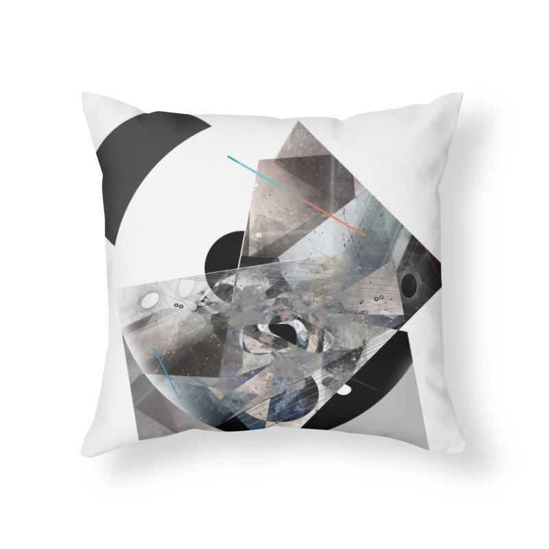 MergeVisible 01 Home Throw Pillow by Boy Vs Dragon