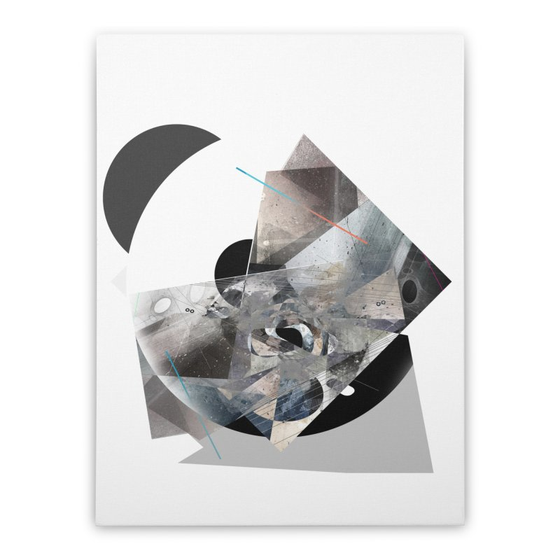 MergeVisible 01 Home Stretched Canvas by Boy Vs Dragon