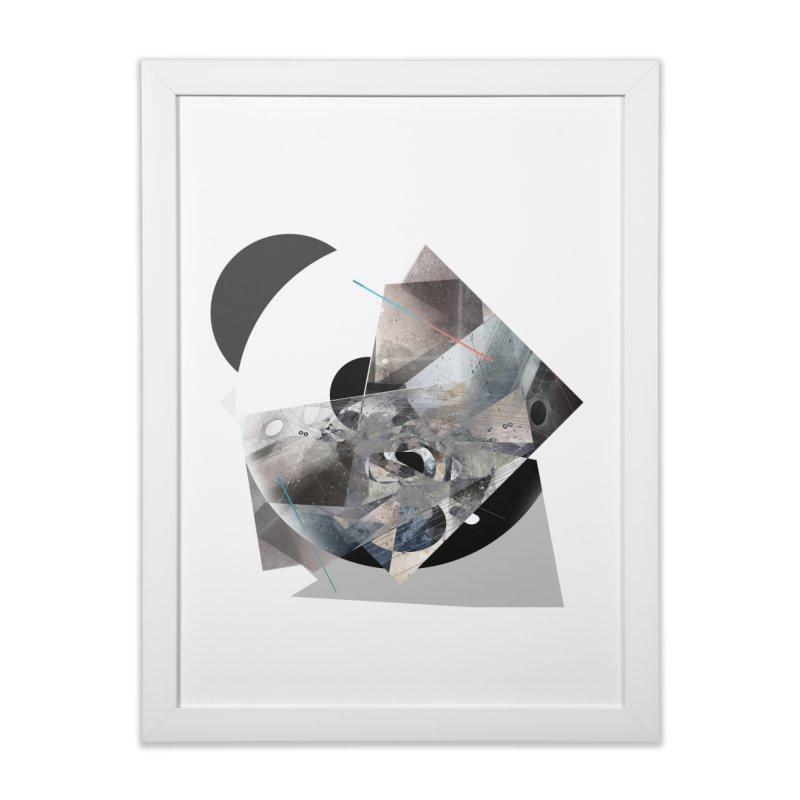 MergeVisible 01 Home Framed Fine Art Print by Boy Vs Dragon