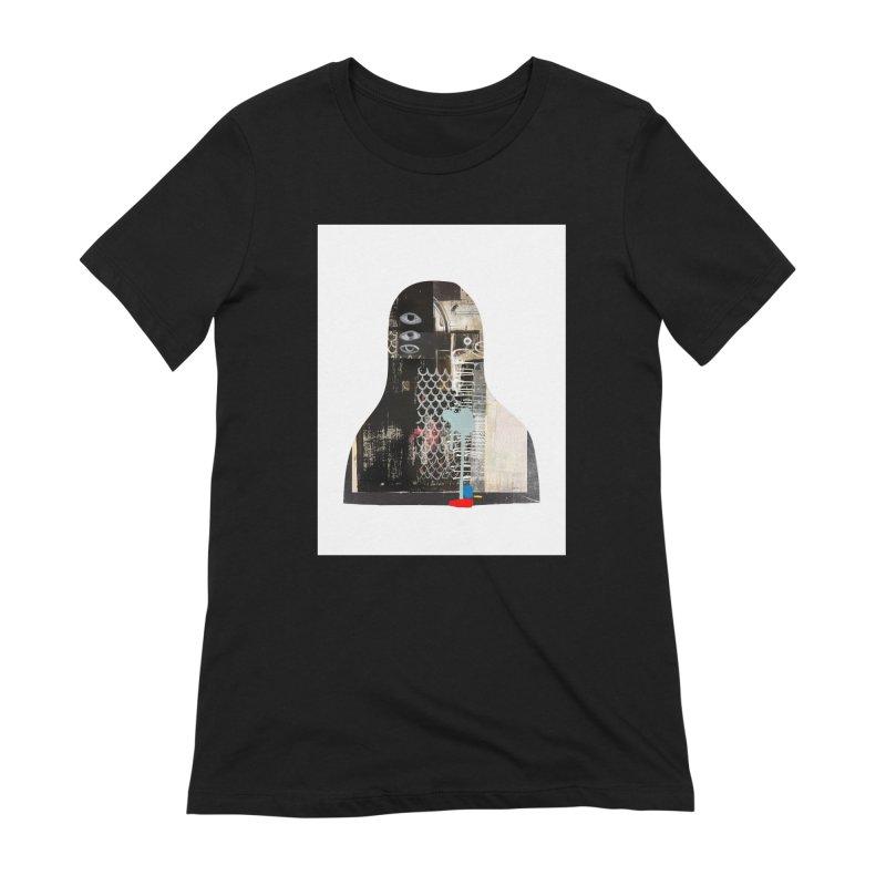 cyborg Women's Extra Soft T-Shirt by Boy Vs Dragon