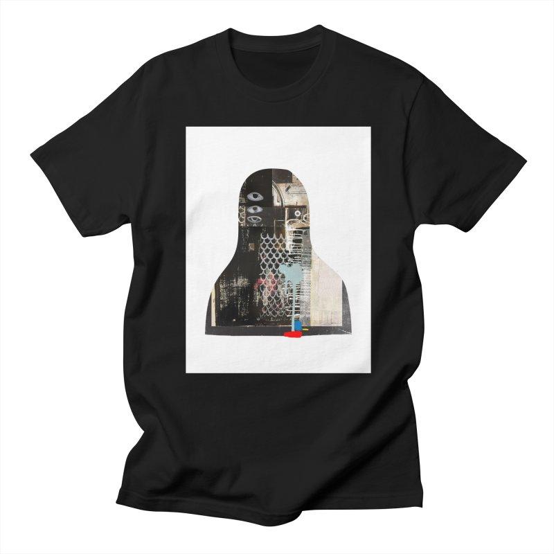 cyborg Men's Regular T-Shirt by Boy Vs Dragon