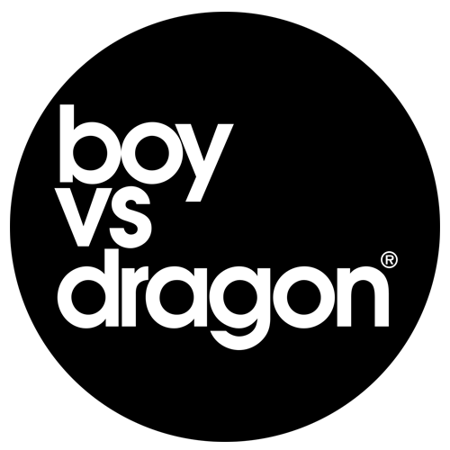 Boy Vs Dragon Logo