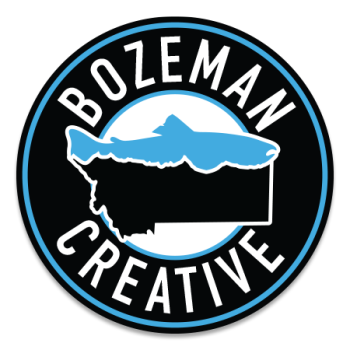 Bozeman Creatives's Artist Shop Logo