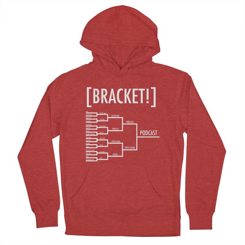 [BRACKET!] Men's French Terry Pullover Hoody by [BRACKET!] T-Shirt Emporium