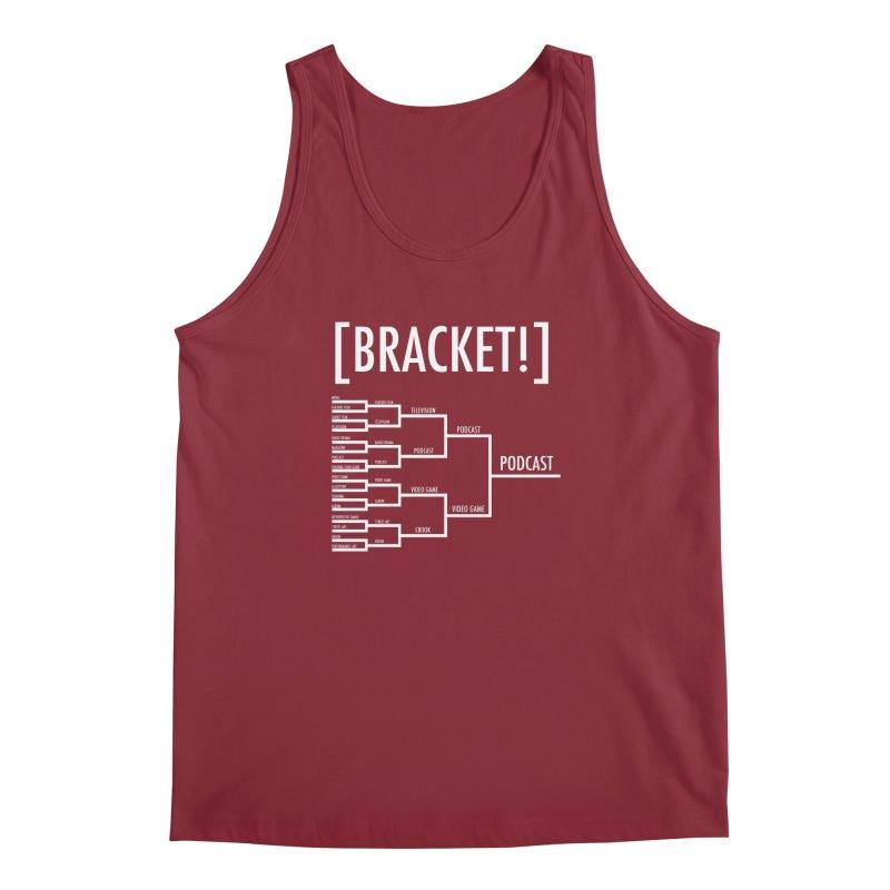 [BRACKET!] Men's Regular Tank by [BRACKET!] T-Shirt Emporium