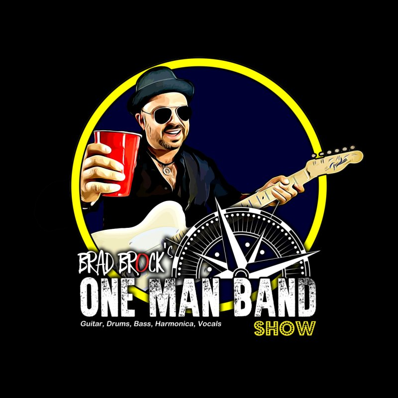 One Man Band Accessories Mug by Brad Brock Official Merch