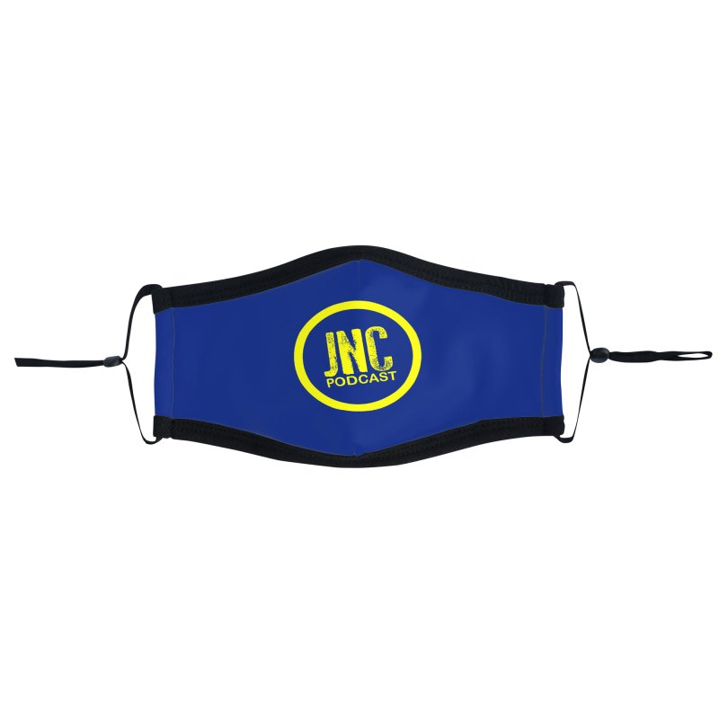 Jams 'N' Cocktails Podcast Accessories Face Mask by Brad Brock Official Merch
