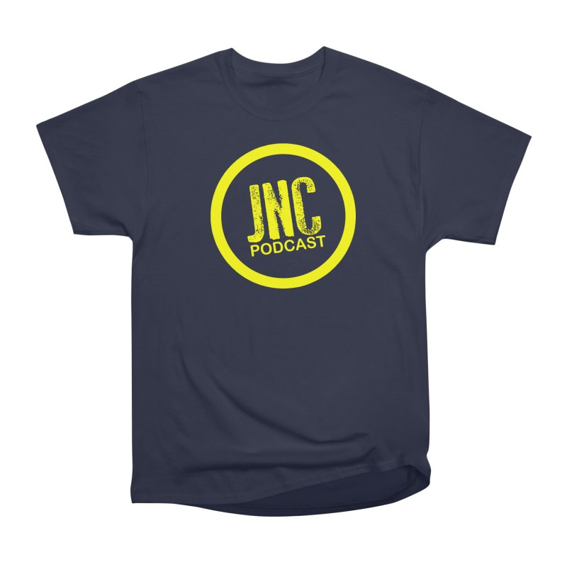 Jams 'N' Cocktails Podcast Men's T-Shirt by Brad Brock Official Merch