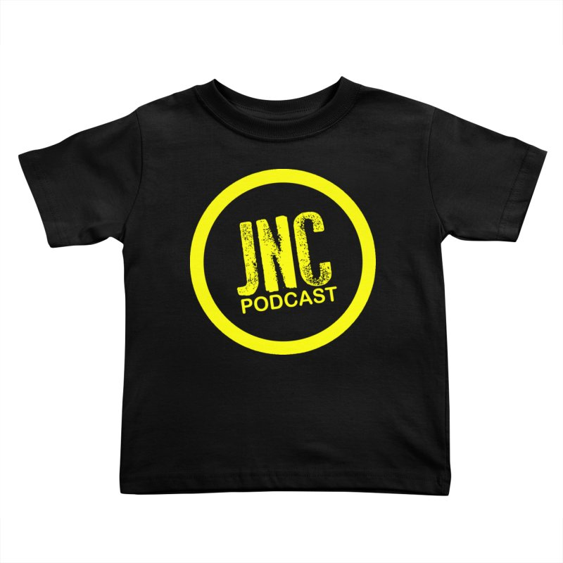 Jams 'N' Cocktails Podcast Kids Toddler T-Shirt by Brad Brock Official Merch