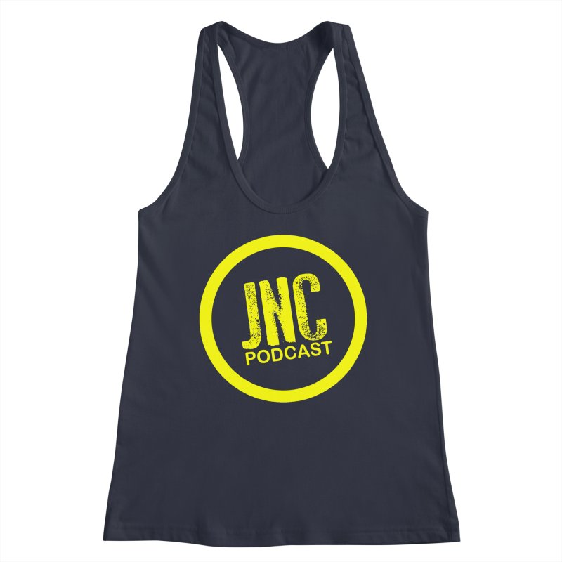 Jams 'N' Cocktails Podcast Women's Tank by Brad Brock Official Merch