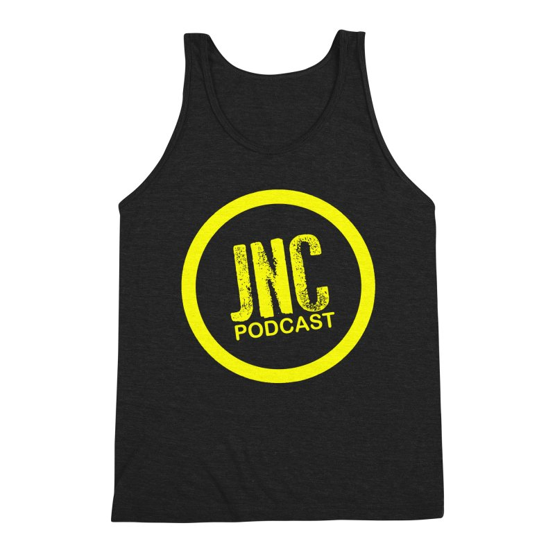 Jams 'N' Cocktails Podcast Men's Tank by Brad Brock Official Merch