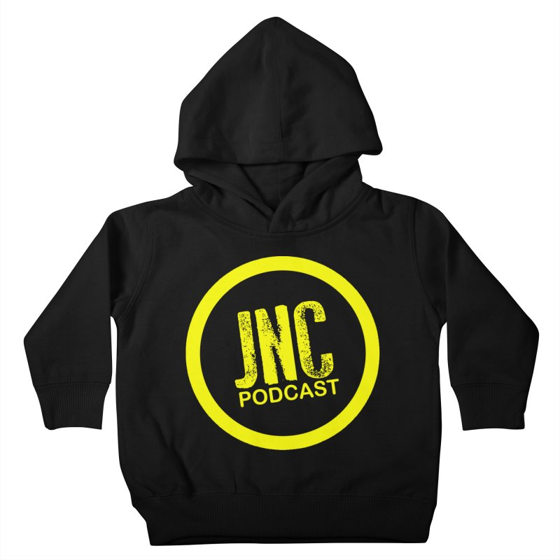 Jams 'N' Cocktails Podcast Kids Toddler Pullover Hoody by Brad Brock Official Merch
