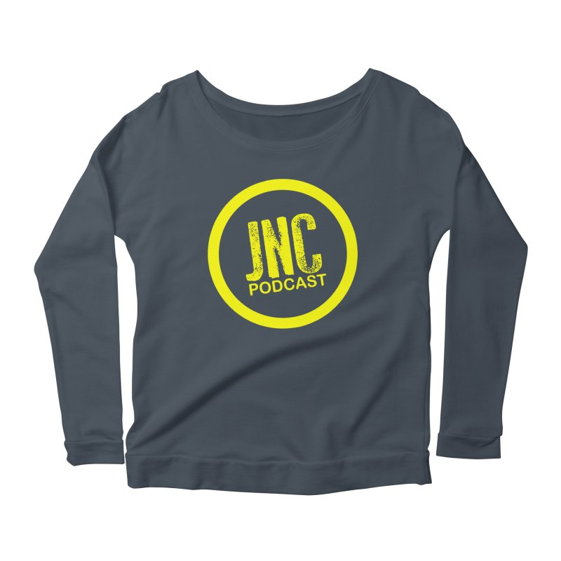 Jams 'N' Cocktails Podcast Women's Longsleeve T-Shirt by Brad Brock Official Merch