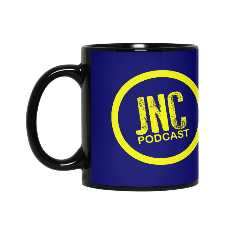 Jams 'N' Cocktails Podcast Accessories Mug by Brad Brock Official Merch