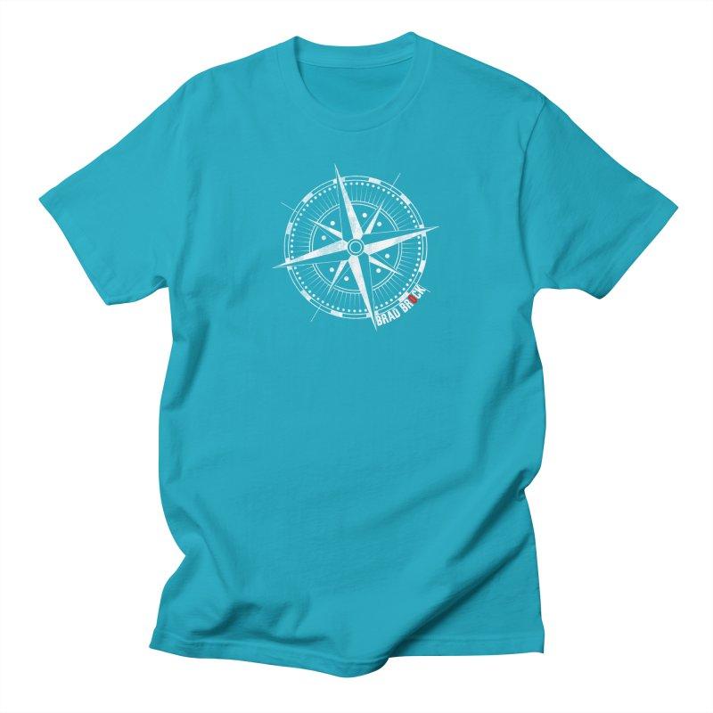 Nauti Compass Shirts Men's T-Shirt by Brad Brock Official Merch