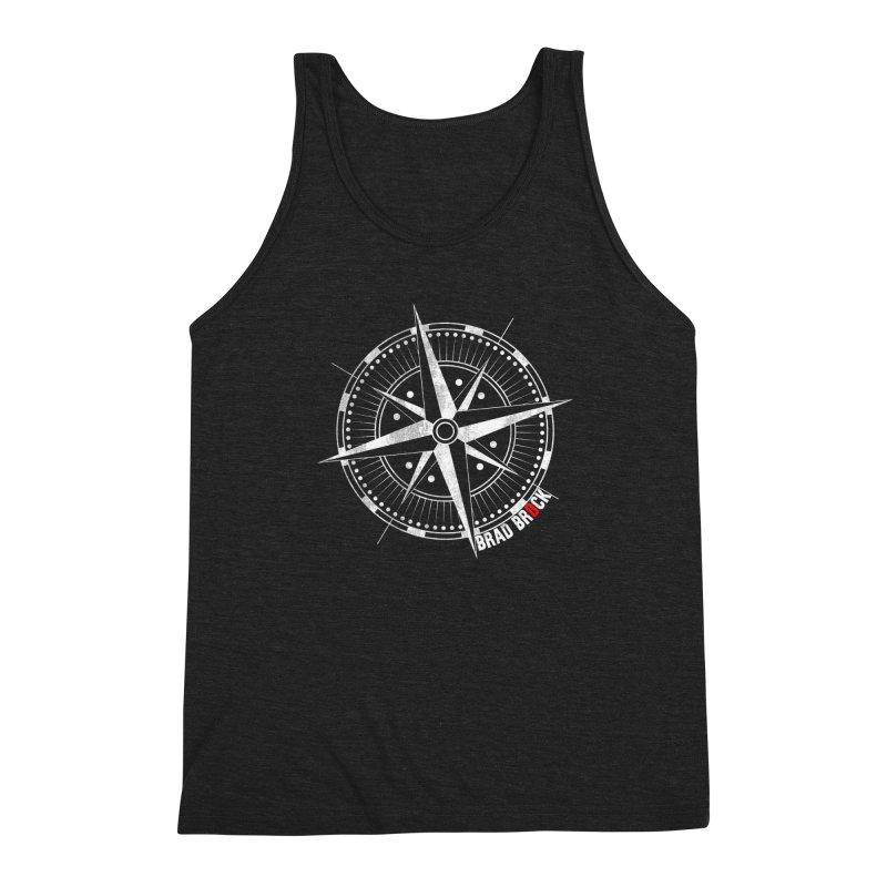 Nauti Compass Shirts Men's Tank by Brad Brock Official Merch