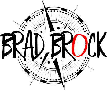 Brad Brock Official Merch Logo