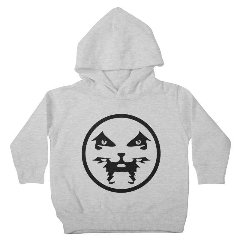 Good Lookout symbol round Kids Toddler Pullover Hoody by Brad Leiby Art