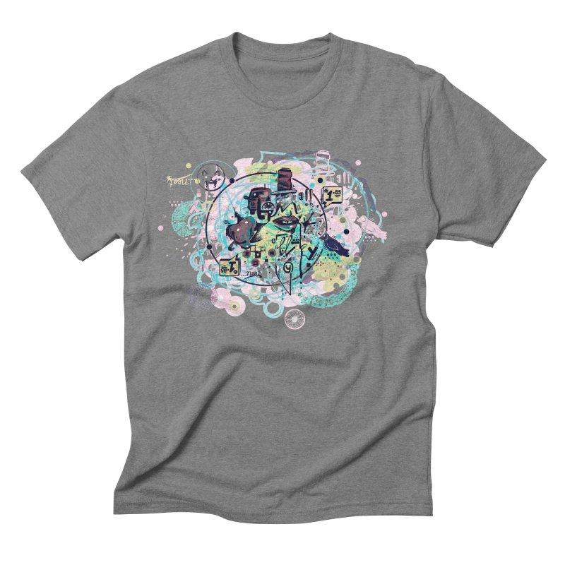 Gely Men's T-Shirt by Brad Leiby Art