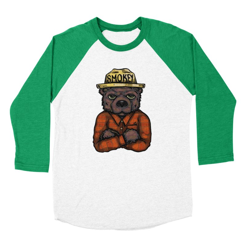 Smokey Men's Longsleeve T-Shirt by Brad Leiby Art