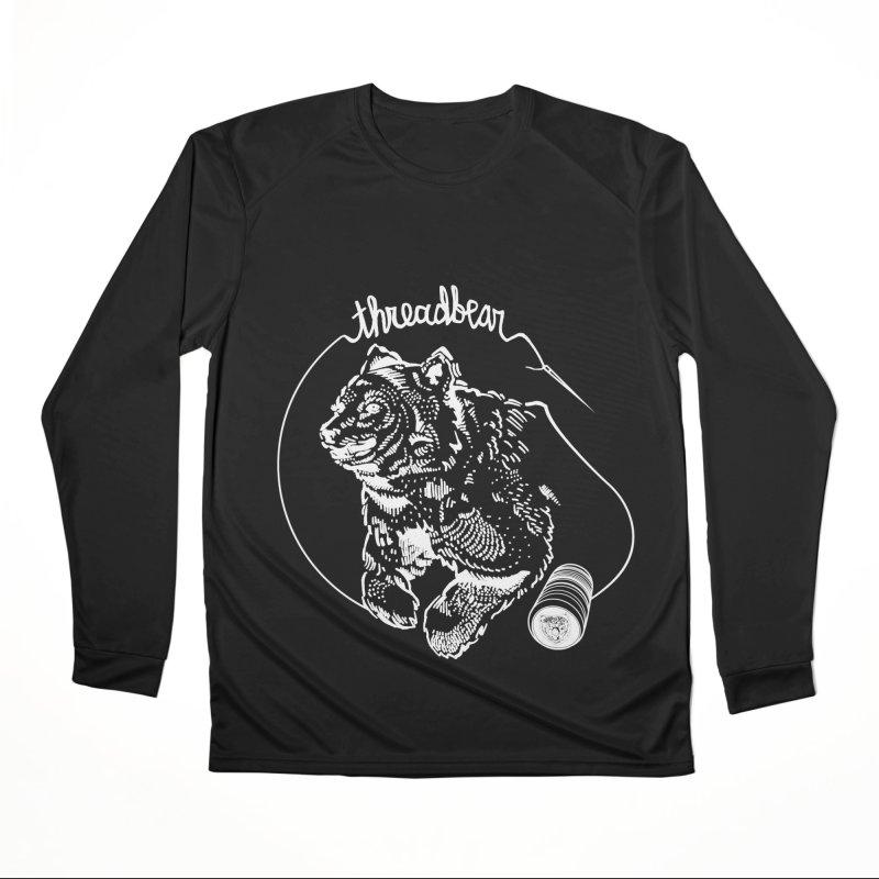 Threadbear Women's Longsleeve T-Shirt by Brad Leiby Art