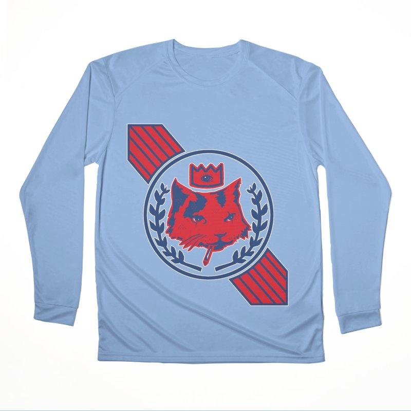 Dani Badge Women's Longsleeve T-Shirt by Brad Leiby Art