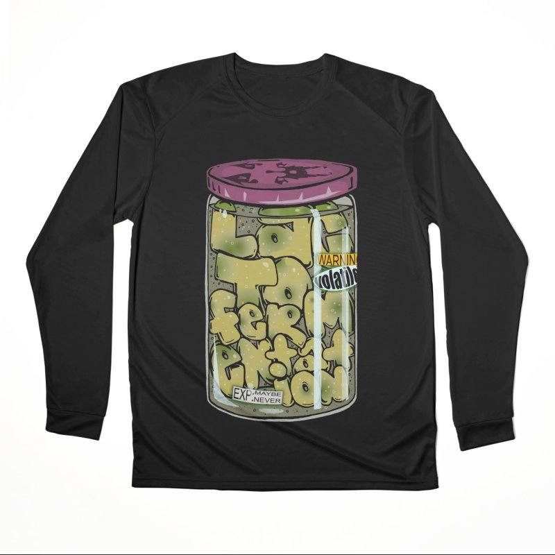 It's Alive! Women's Longsleeve T-Shirt by Brad Leiby Art