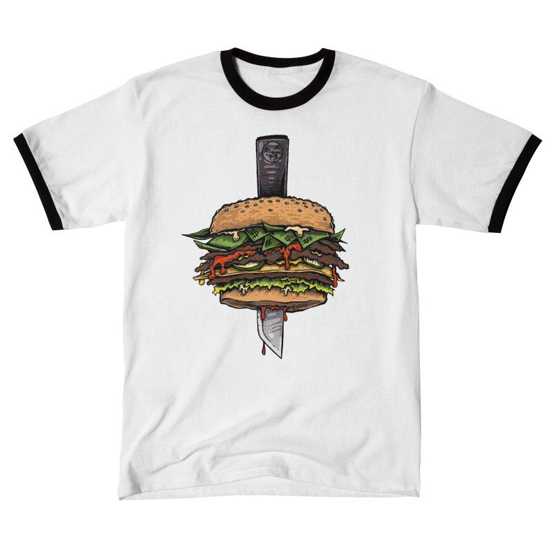 Stack Women's T-Shirt by Brad Leiby Art