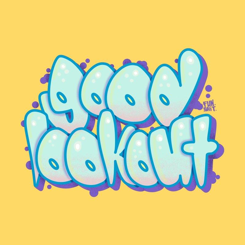 Good Lookout Graff Home Fine Art Print by Brad Leiby Art