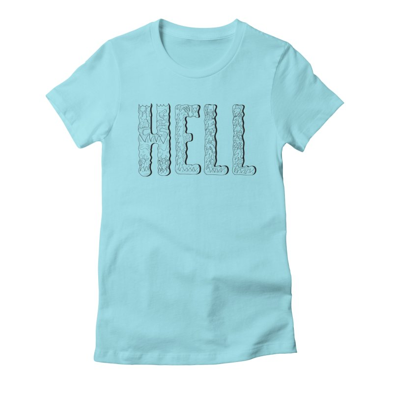 Hell   by edulobo's Artist Shop