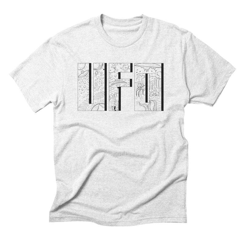 UFO   by edulobo's Artist Shop