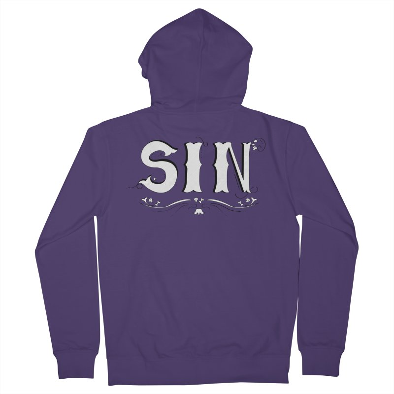 Everything has a Price to Pay Women's French Terry Zip-Up Hoody by edulobo's Artist Shop