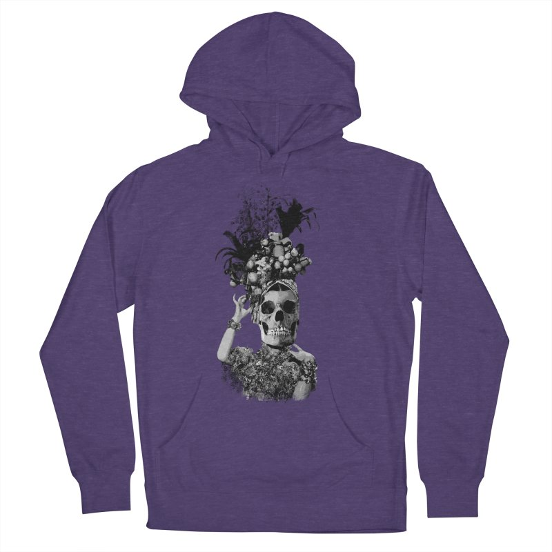 Carnival Women's French Terry Pullover Hoody by edulobo's Artist Shop