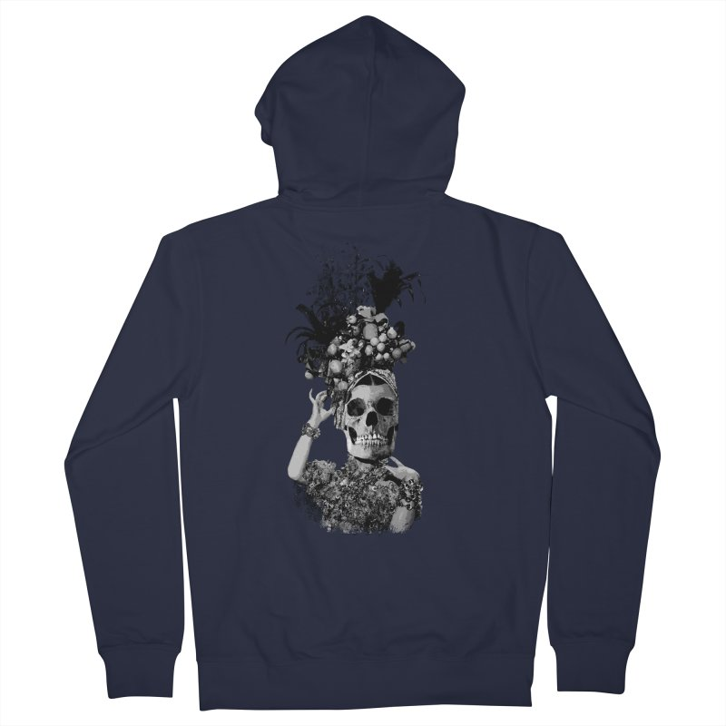 Carnival Men's Zip-Up Hoody by edulobo's Artist Shop