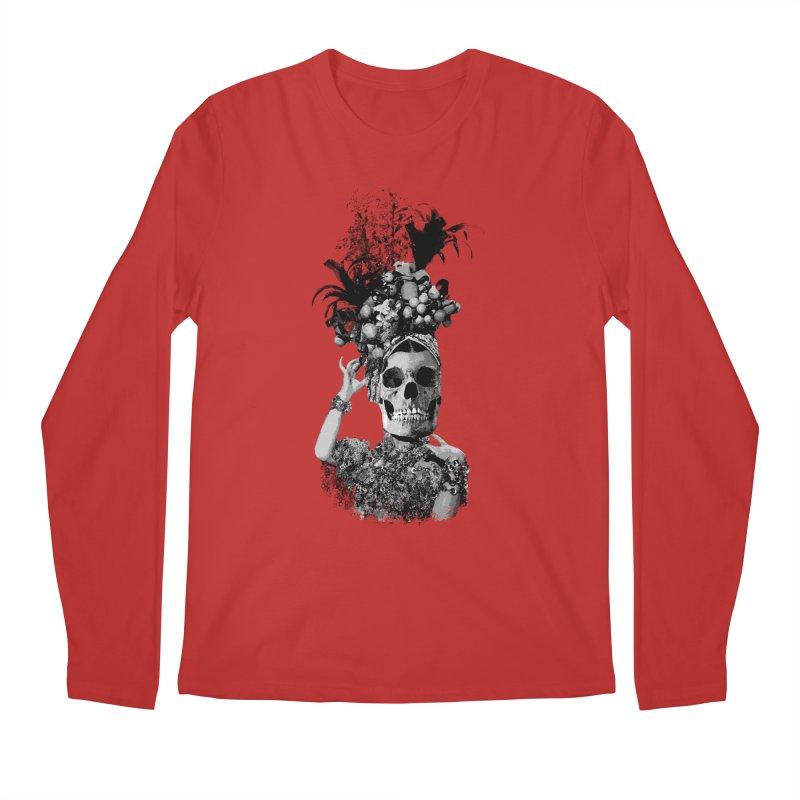 Carnival Men's Regular Longsleeve T-Shirt by edulobo's Artist Shop