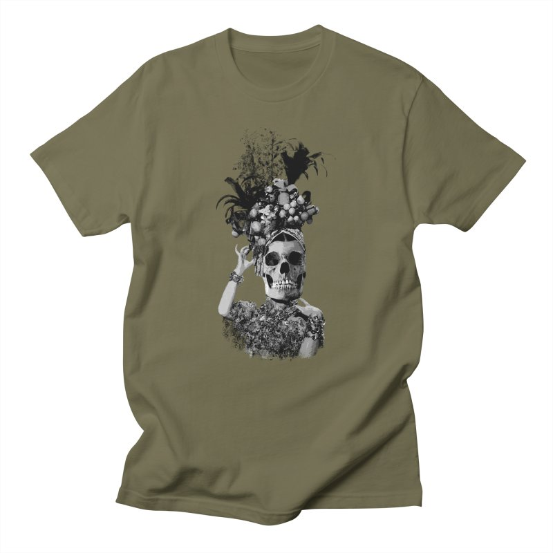 Carnival Men's Regular T-Shirt by edulobo's Artist Shop