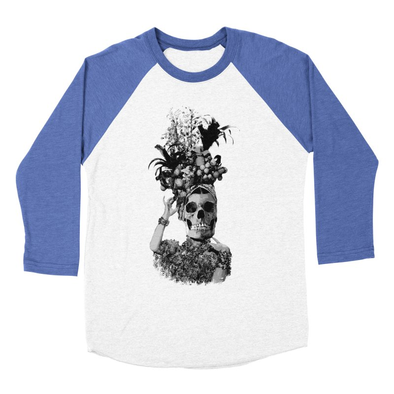 Carnival Women's Baseball Triblend T-Shirt by edulobo's Artist Shop