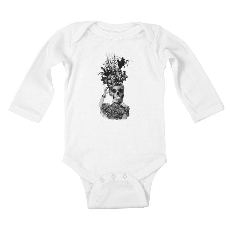 Carnival Kids Baby Longsleeve Bodysuit by edulobo's Artist Shop