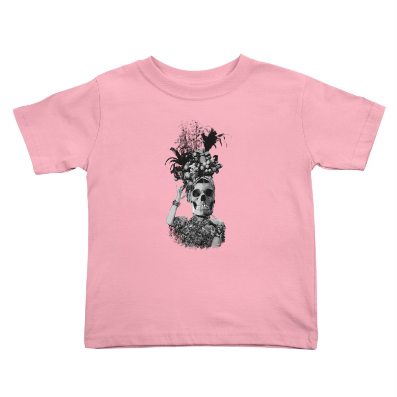 Carnival Kids Toddler T-Shirt by edulobo's Artist Shop