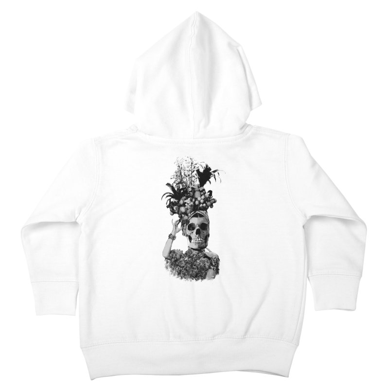 Carnival Kids Toddler Zip-Up Hoody by edulobo's Artist Shop