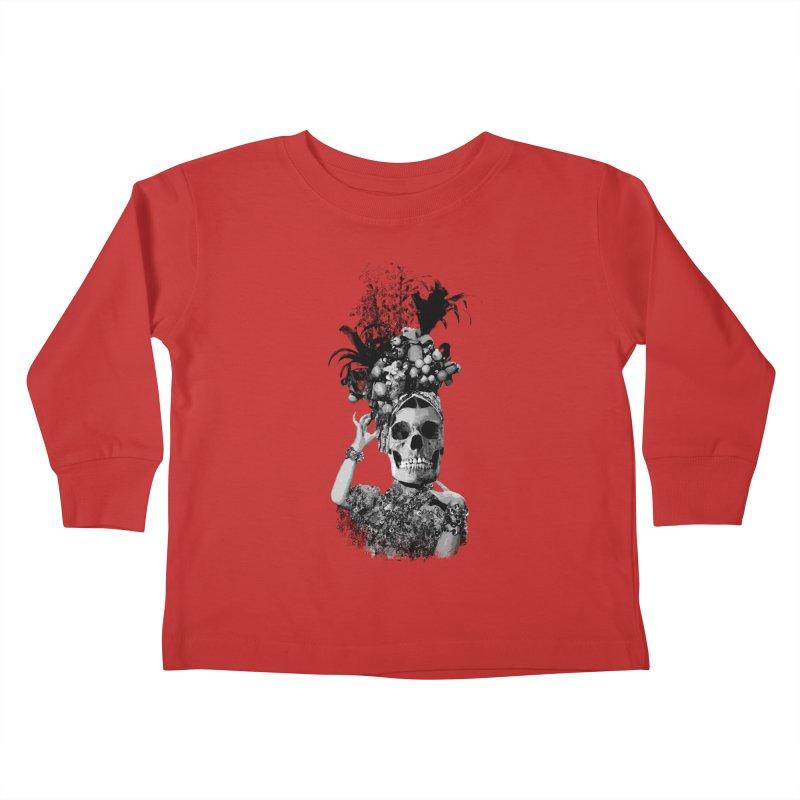Carnival Kids Toddler Longsleeve T-Shirt by edulobo's Artist Shop