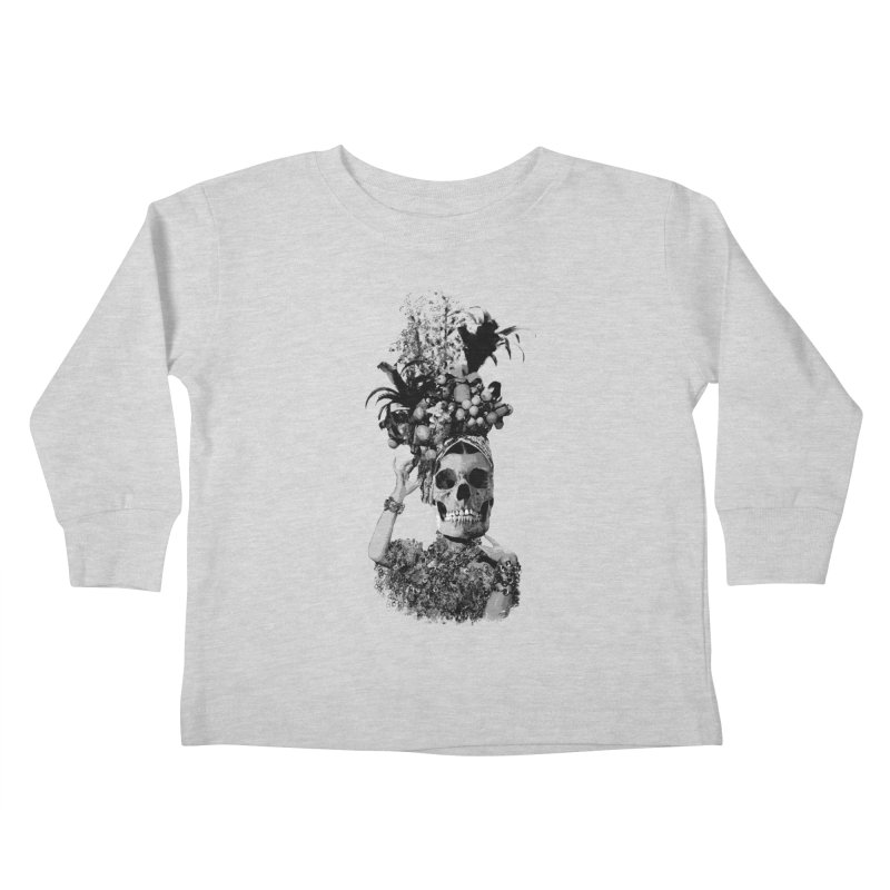 Carnival Kids Toddler Longsleeve T-Shirt by edulobo's Artist Shop