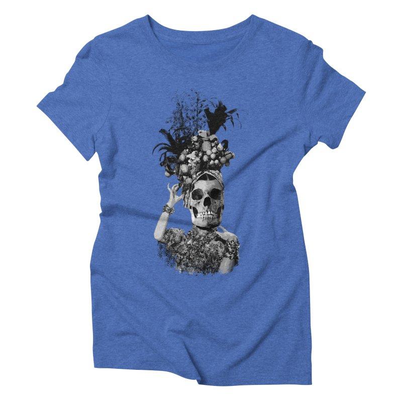 Carnival Women's Triblend T-Shirt by edulobo's Artist Shop